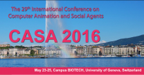 CASA 2016, Geneva, Switzerland
